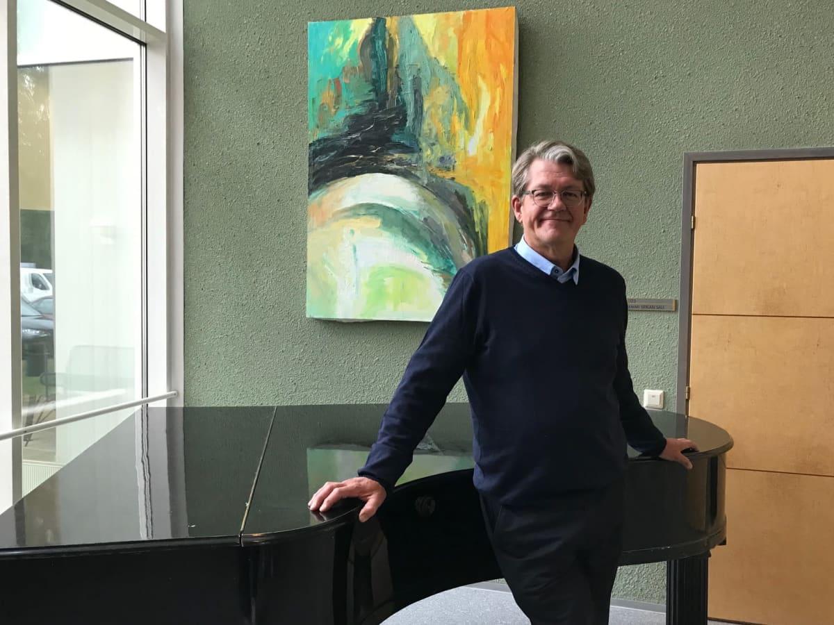 Kainuun Edun toimitusjohtaja Antti Toivanen