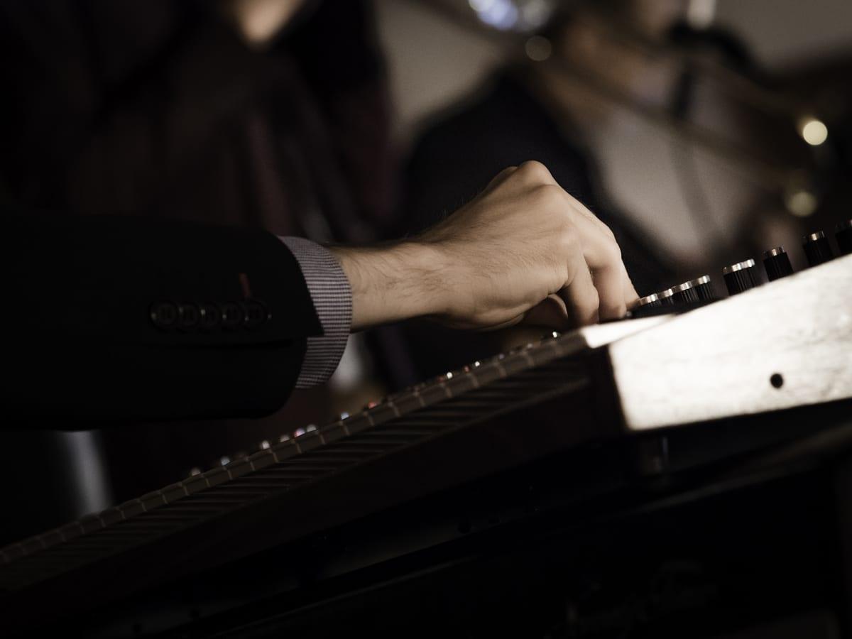 Muusikko.
