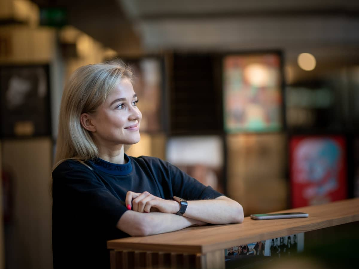 Anne Seppälä, digitaalisten sisältöjen tuottaja, Universal Music Finland