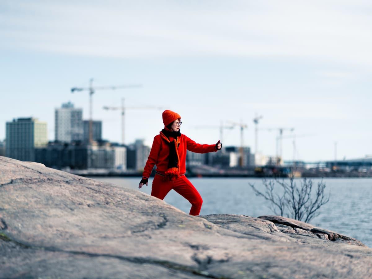 Rosa Liksom, Helsinki, 22.04.2020