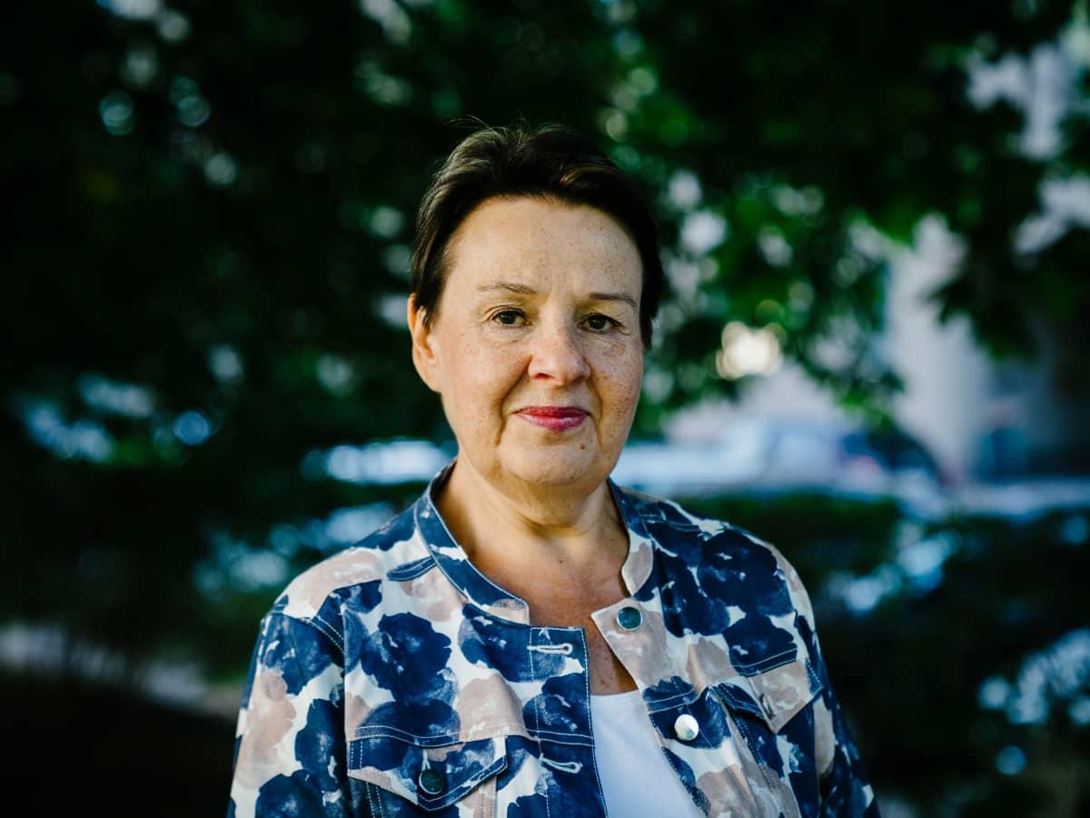 Kirsi Varhila, Helsinki, 15.08.2020