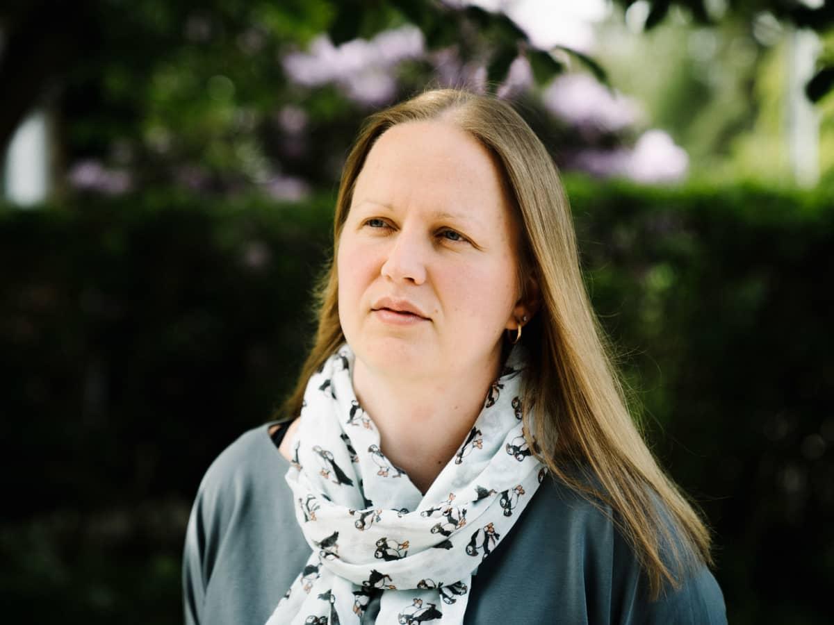 Ylitarkastaja Elina Rydman, TUKES