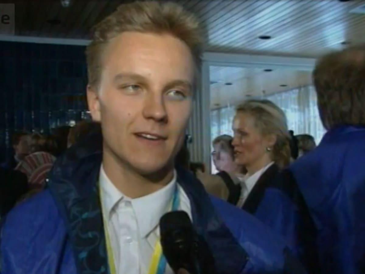 Jarkko Varvio 1992