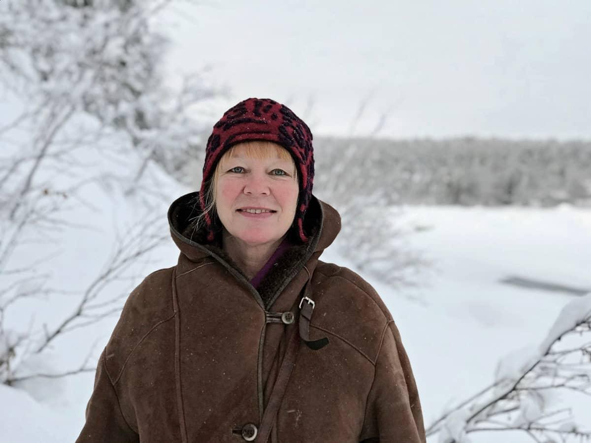 Toimittaja Jaana Kanninen