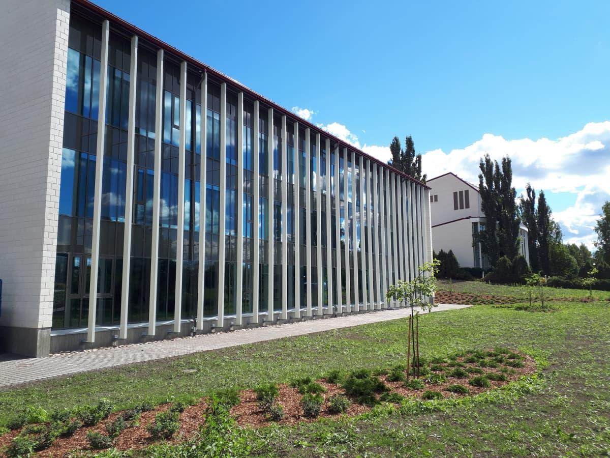 Seinäjoen uuteen kampustaloon muuttaa myös sosiaali- ja terveysalan koulutus ja tutkimus.
