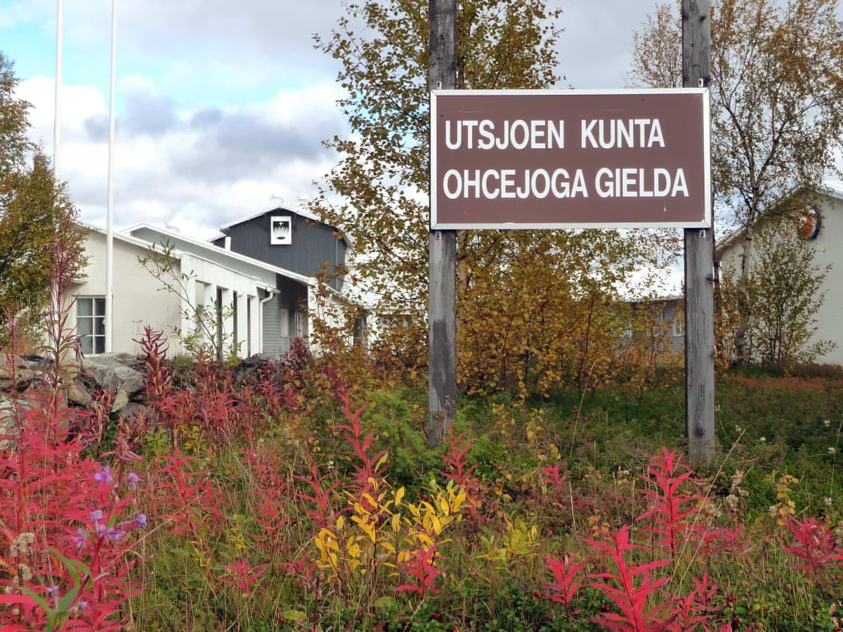 Utsjoen kunnantalo