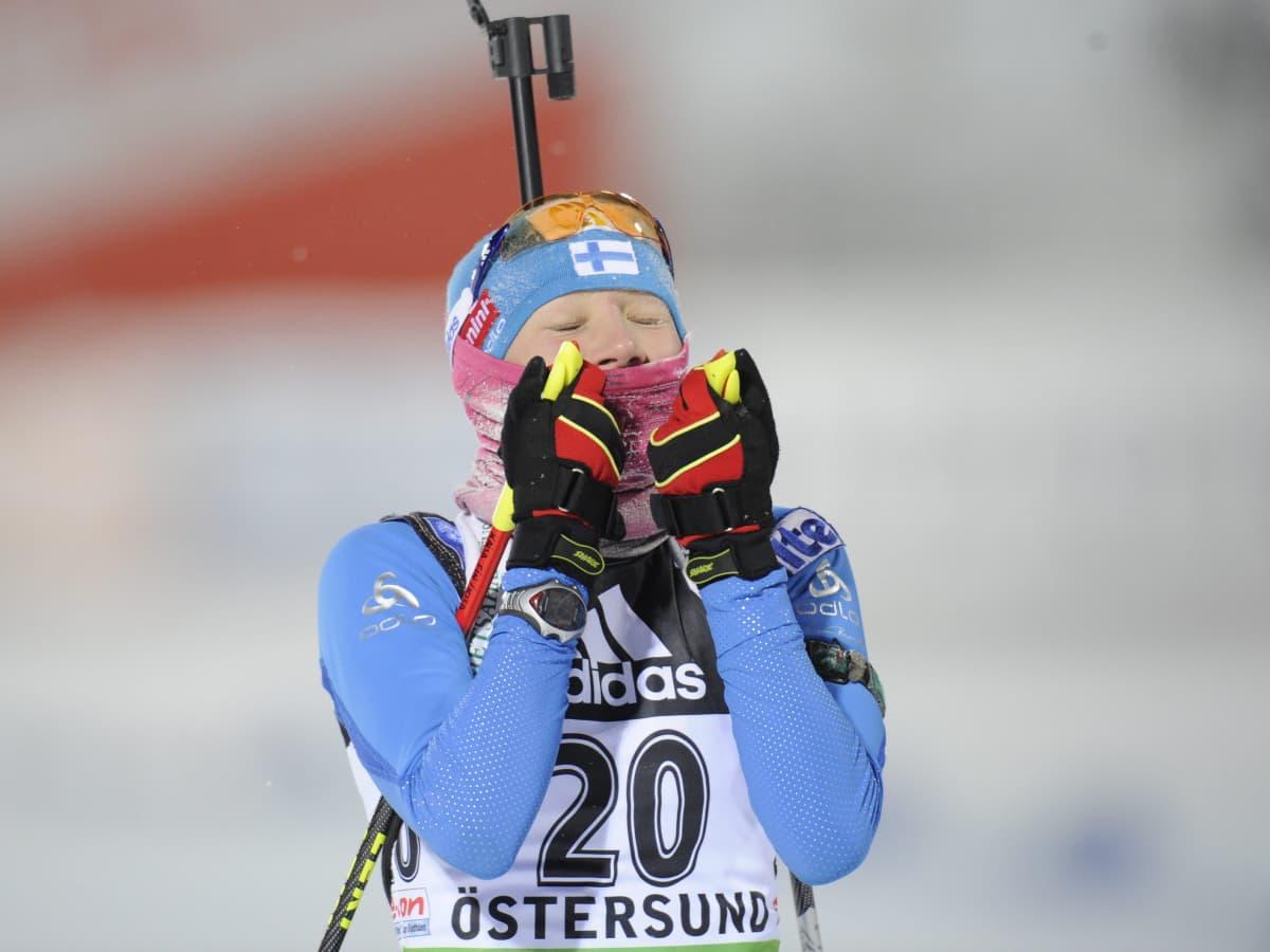 Kaisa Mäkäräinen Östersund 2010