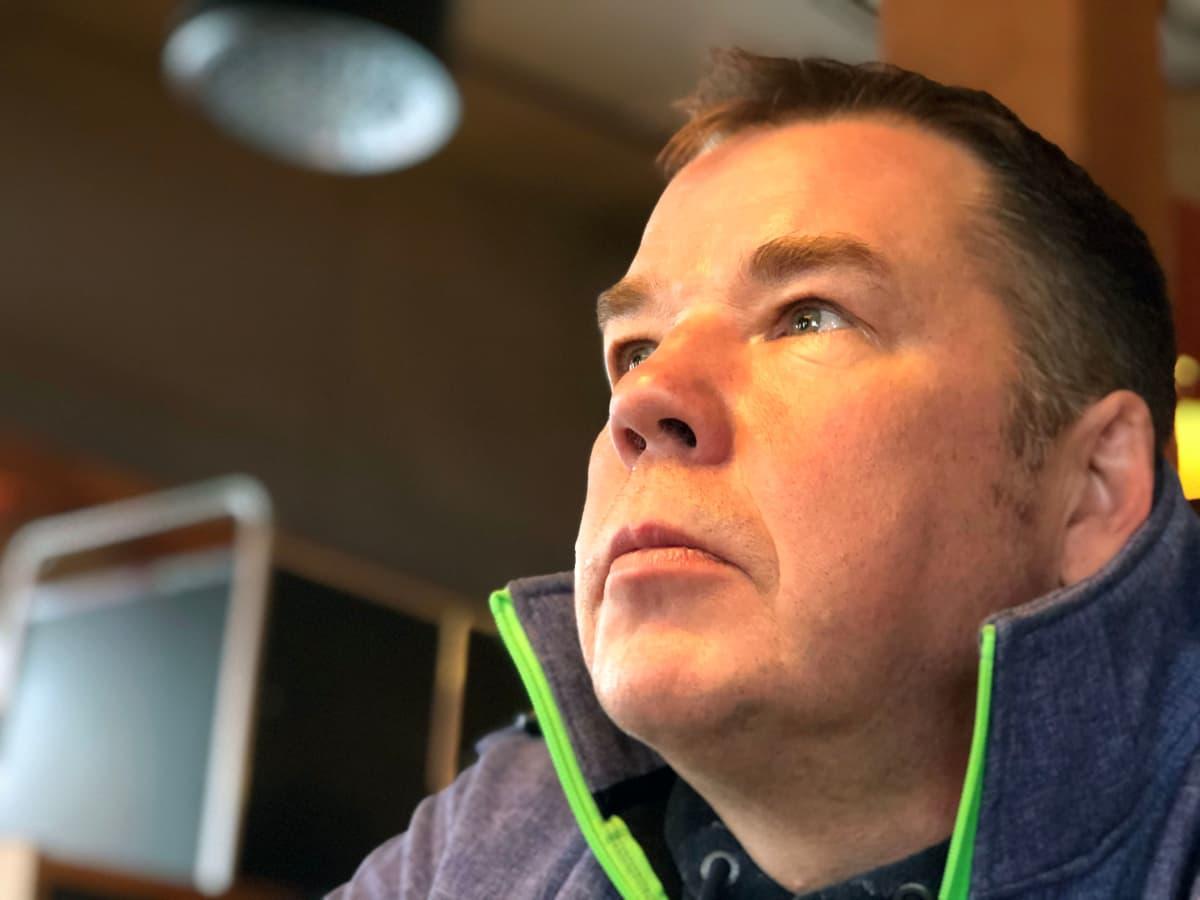 Sysmän kunnan entinen rakennustarkastaja ja va. tekninen johtaja Marko Pynnönen