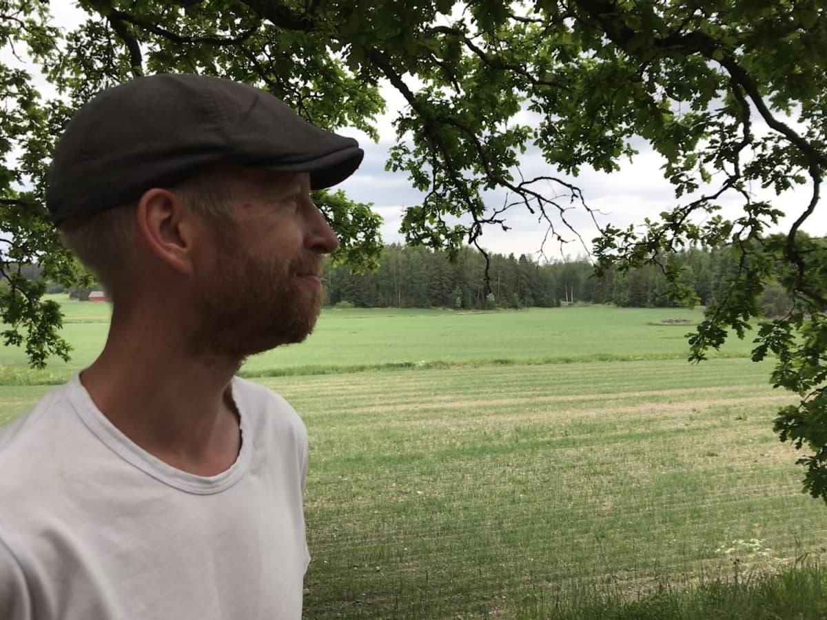 Mikko Toivola, V-S riistapäällikkö