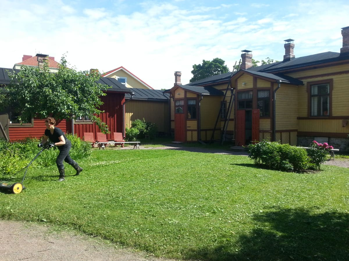 Korsmannin talo, Pori