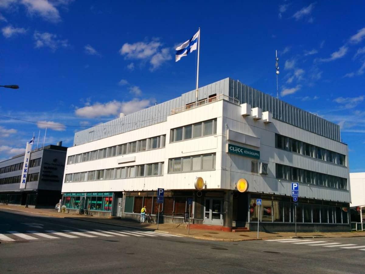 Kiinteistösijoittaja Reima Kuislan ostaman talon paikalle kaava sallii 9-kerroksisen talon rakentamisen.