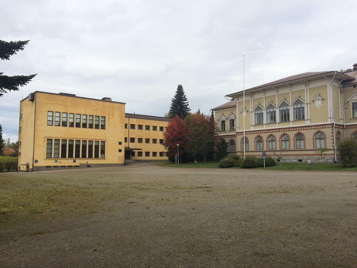 Heinolan Opekosta vastaanottokeskus