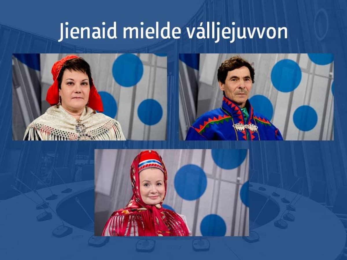 Kirsti Kustula Heikki Paltto Tanja Sanila