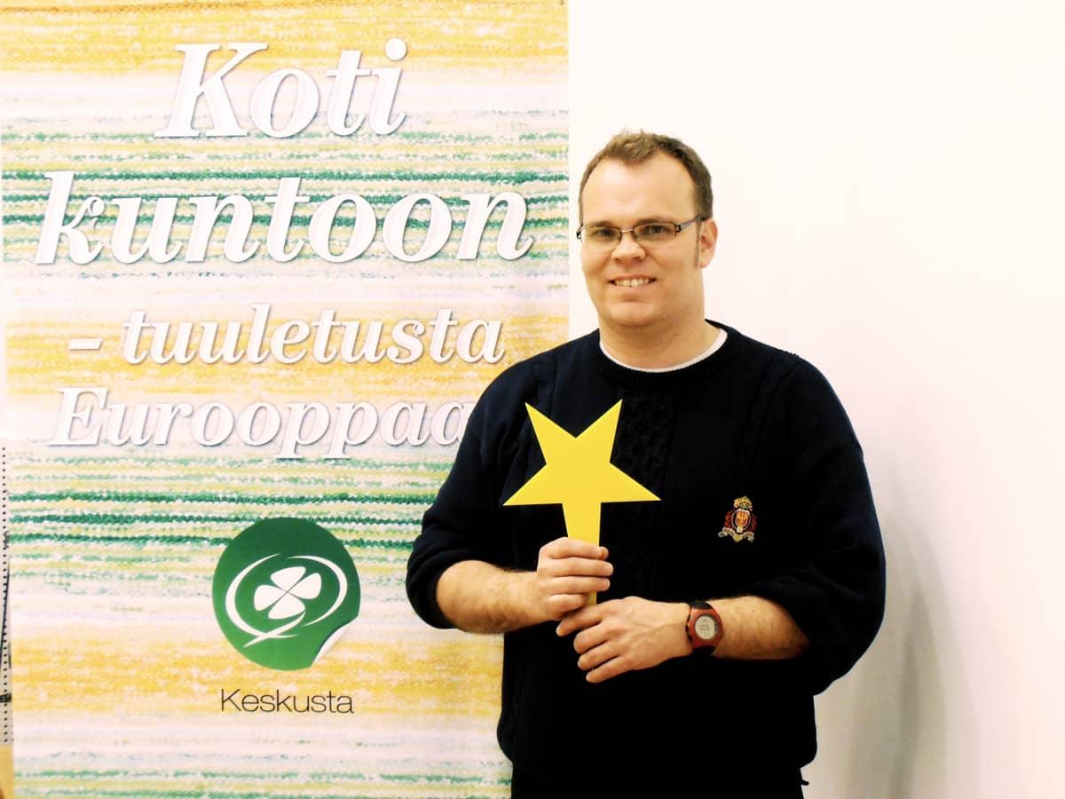 Ari Maskonen.