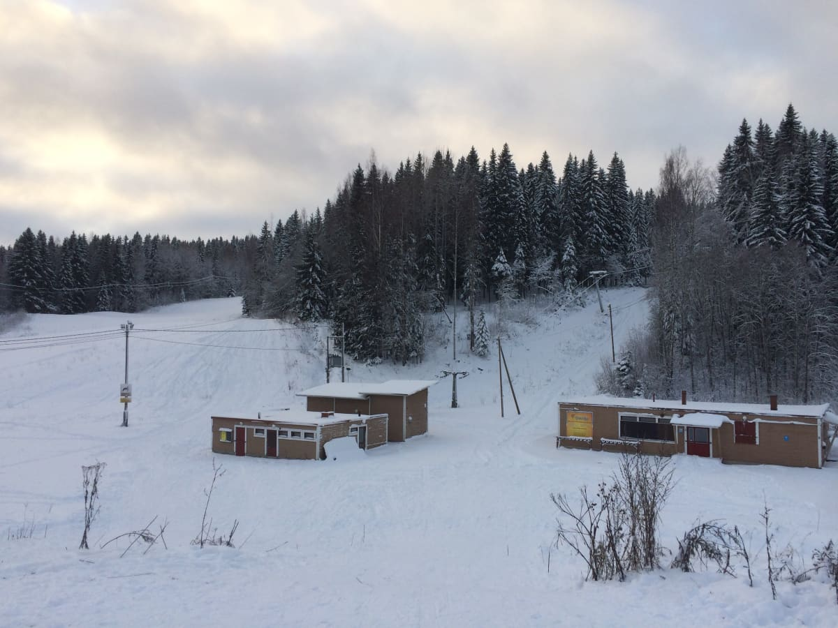 Antikkalan rinne Kuopiossa