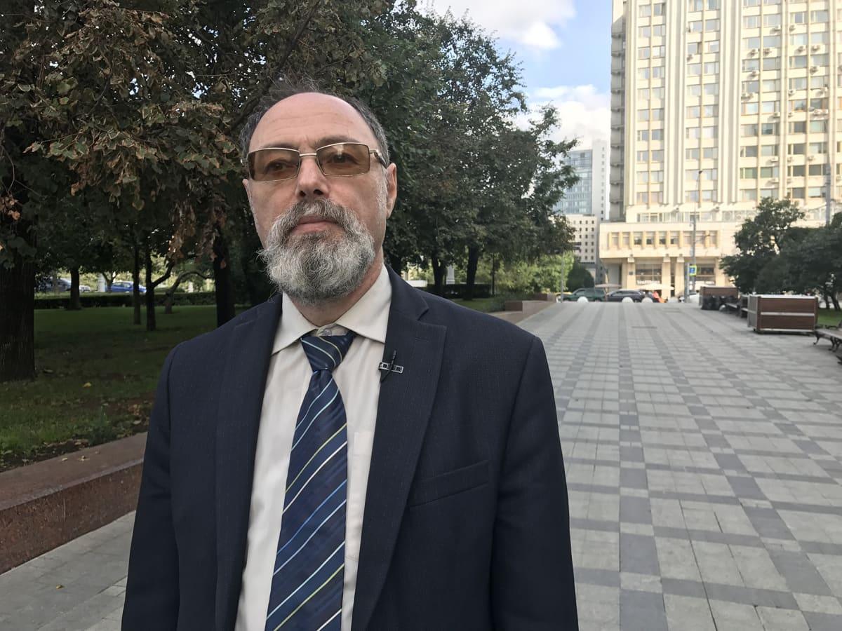 Arkadi Ljubarev.