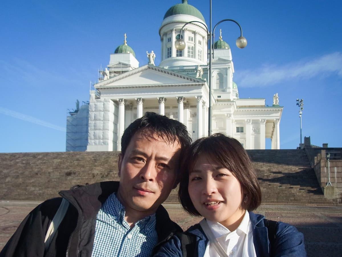 Jun ja Yuko Yamamoto.