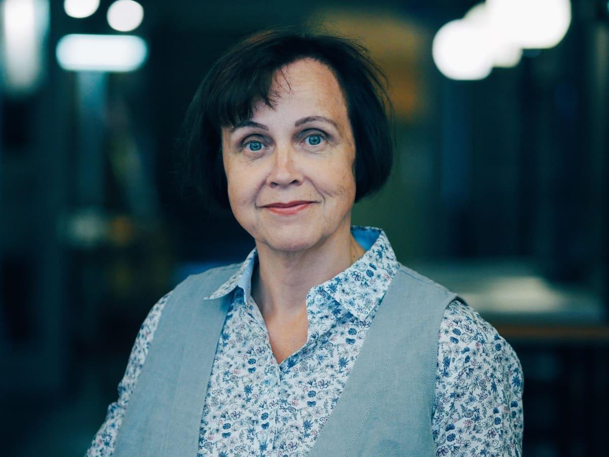 kirjailija Virpi Hämeen-Anttila