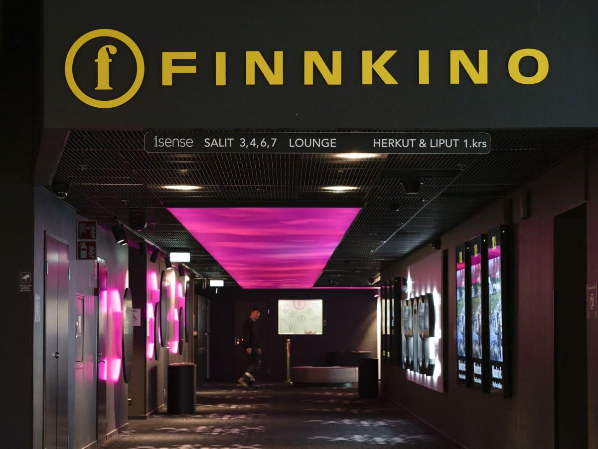 Finnkinon teatteri.