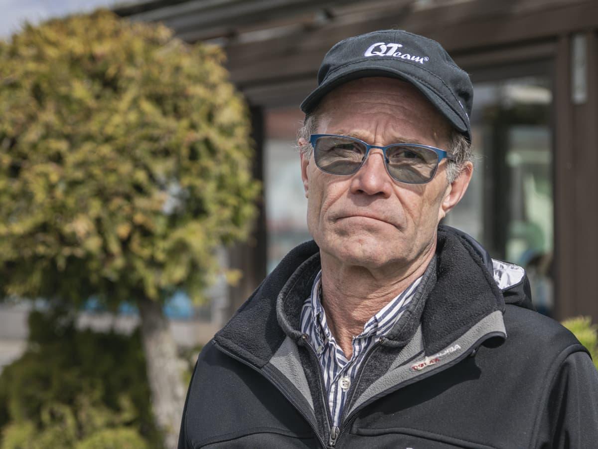 Perussuomalaisten kansanedustaja Jouni Kotiaho, Jämsä.
