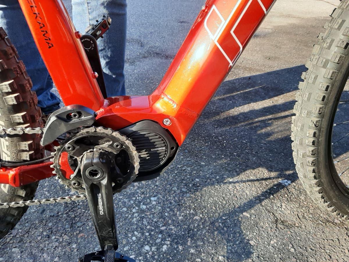 Elcykelmotor