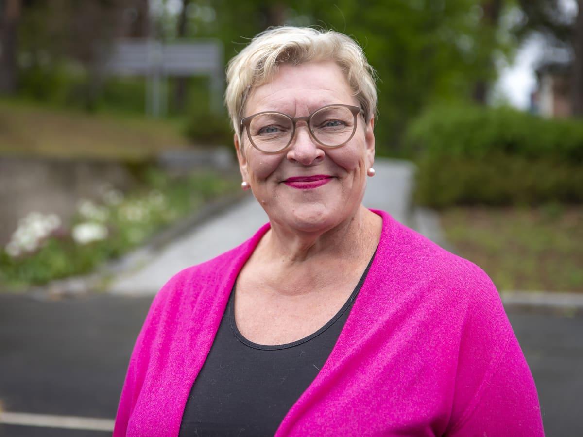 Gerontologian ja kansanterveyden professori Taina Rantanen, Jyväskylän yliopisto.