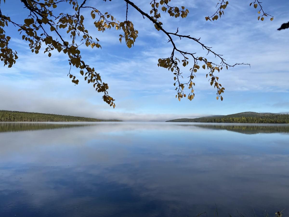 Pasasjärvi.