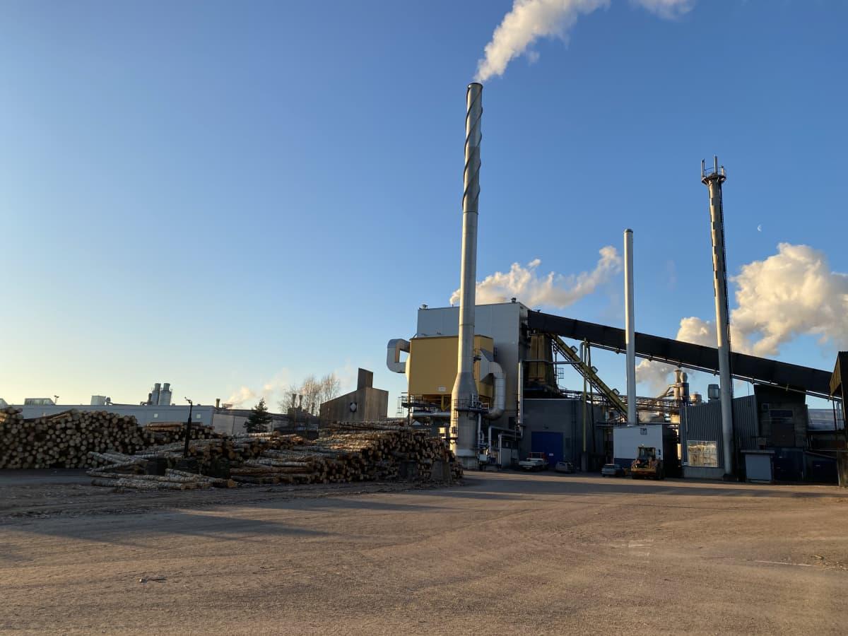 Koskisen Oy:n tehdas Kärkölässä