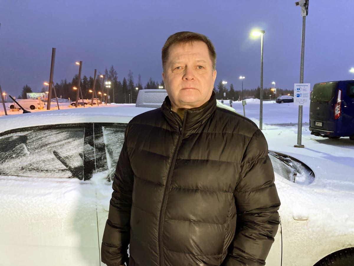 Markus Mustajärvi on jäämässä pois kuntapolitiikasta.