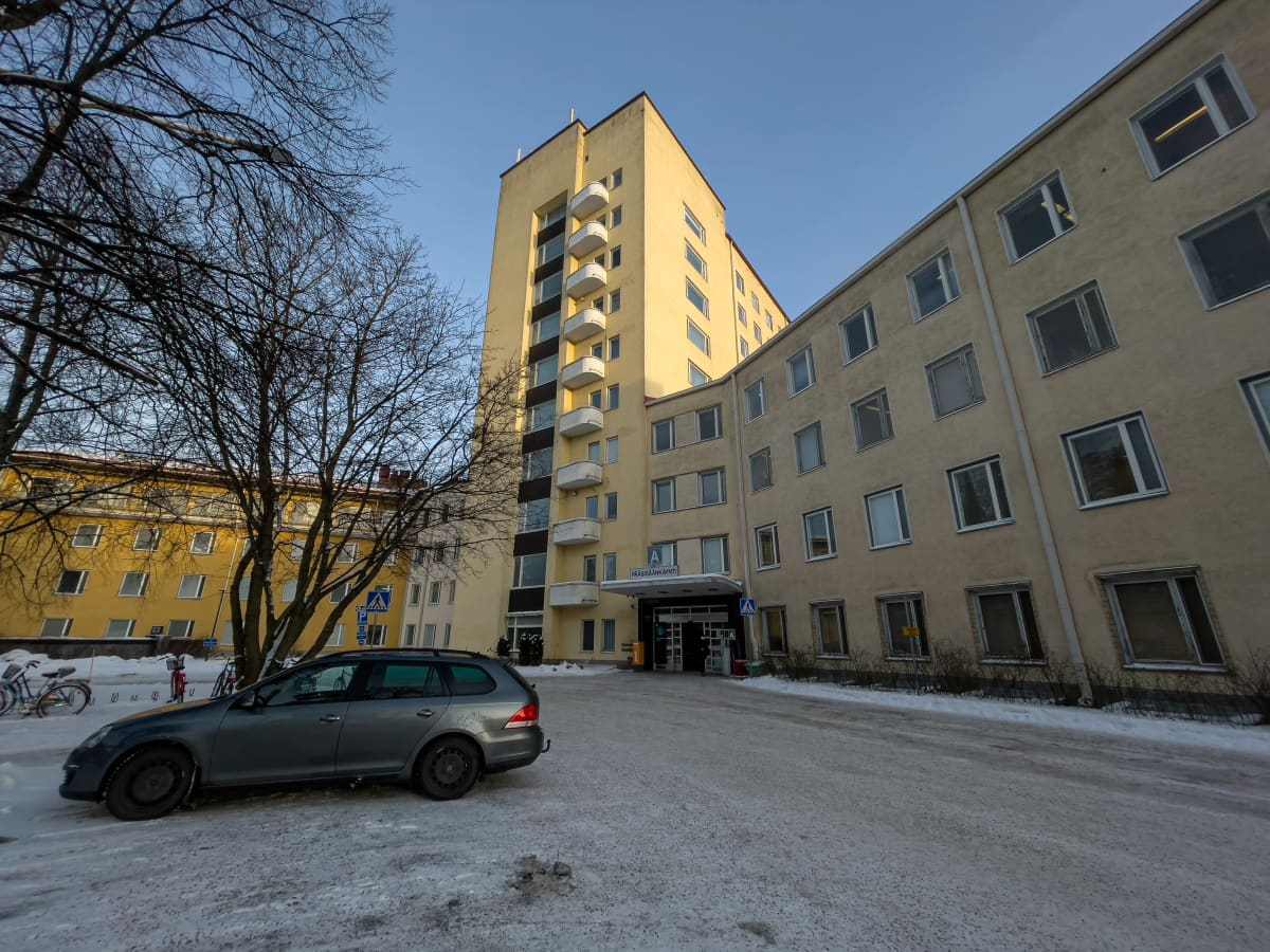 Etelä-Karjalan keskussairaala.