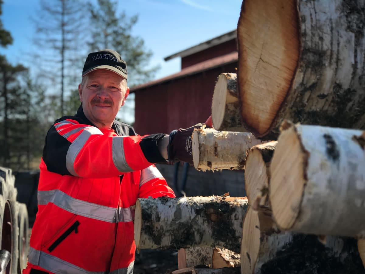 Jukka Niemelä, puheenjohtaja MTK-Teisko
