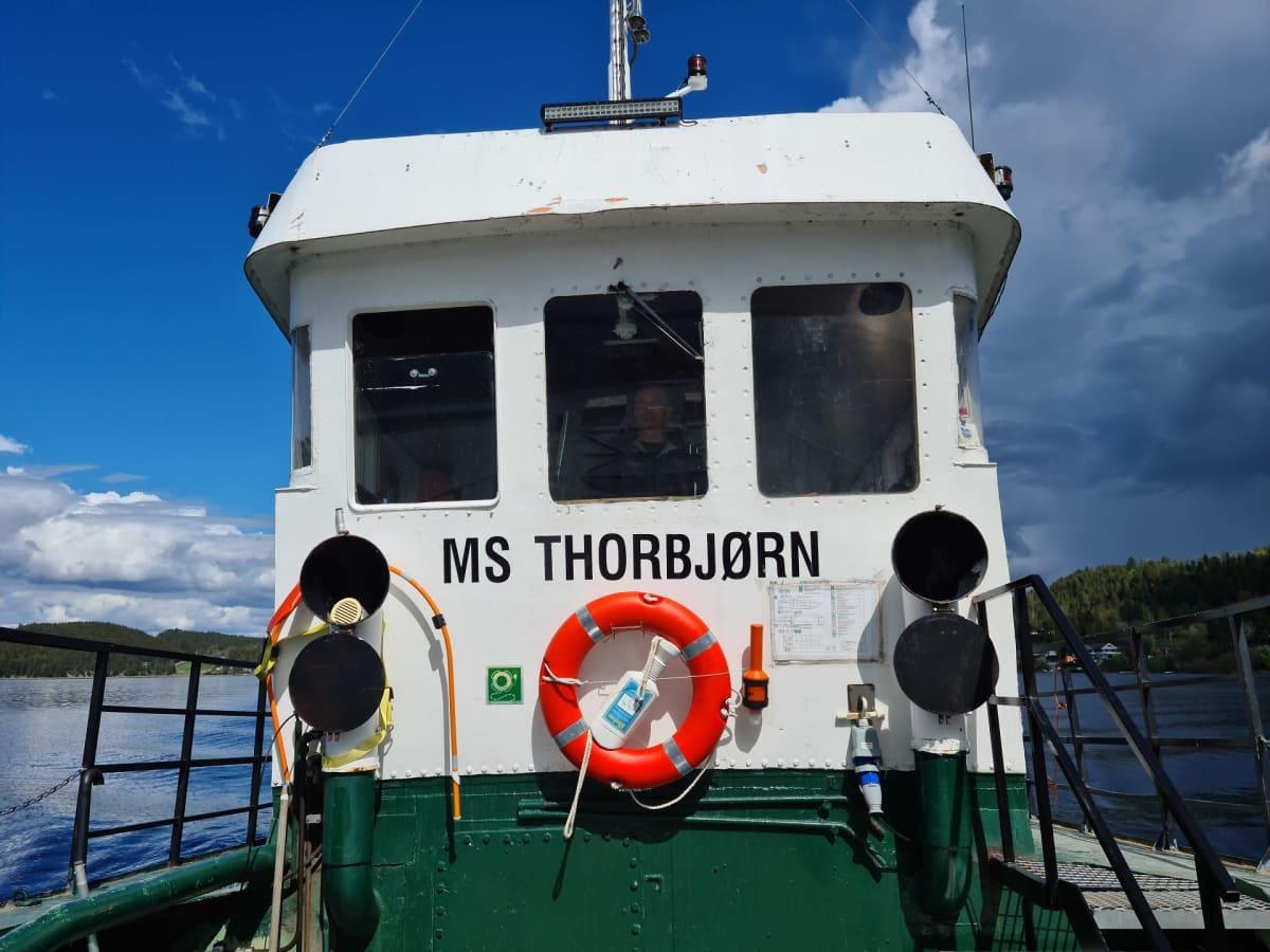 MS Thornbjørn -alus