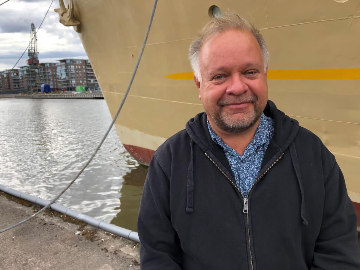 Turun kasvatus- ja opetusjohtaja Timo Jalonen