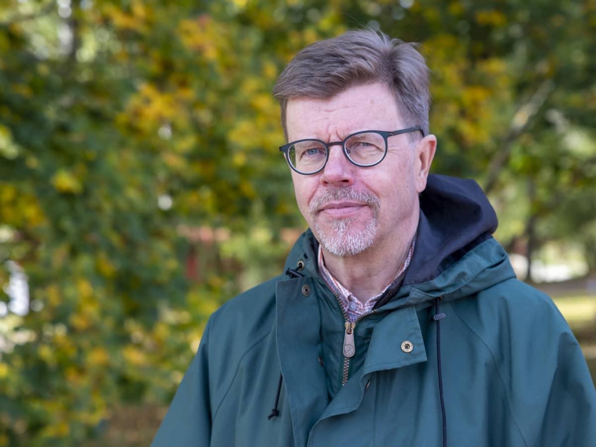 Professori Hannu Itkonen