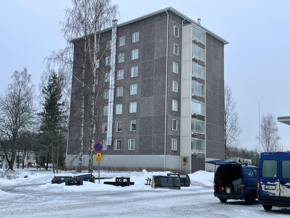 Poliisin hiha, kuvituskuva.