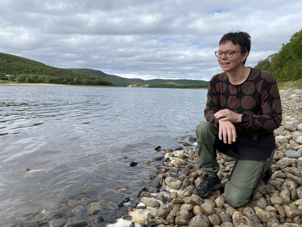 Kati Eriksen, Utsjoki