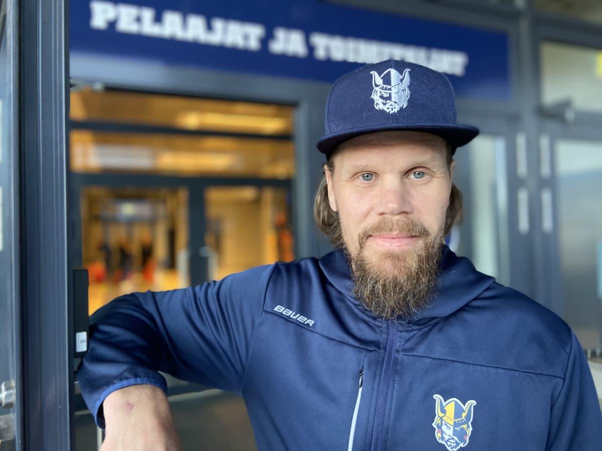 Jukureiden päävalmentaja Olli Jokinen