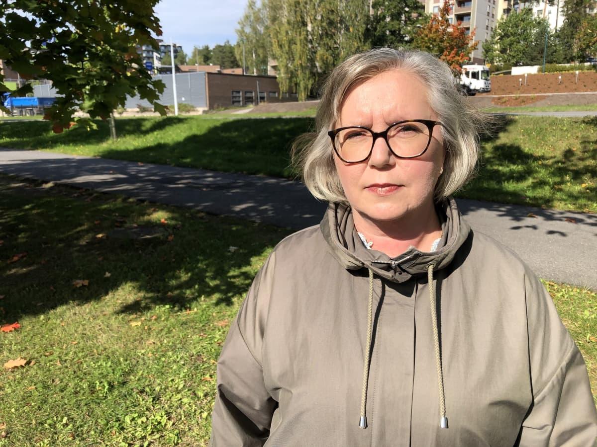 Sairaanhoitaja, Tehyn Turun kaupungin luottamushenkilö Jutta Ekman
