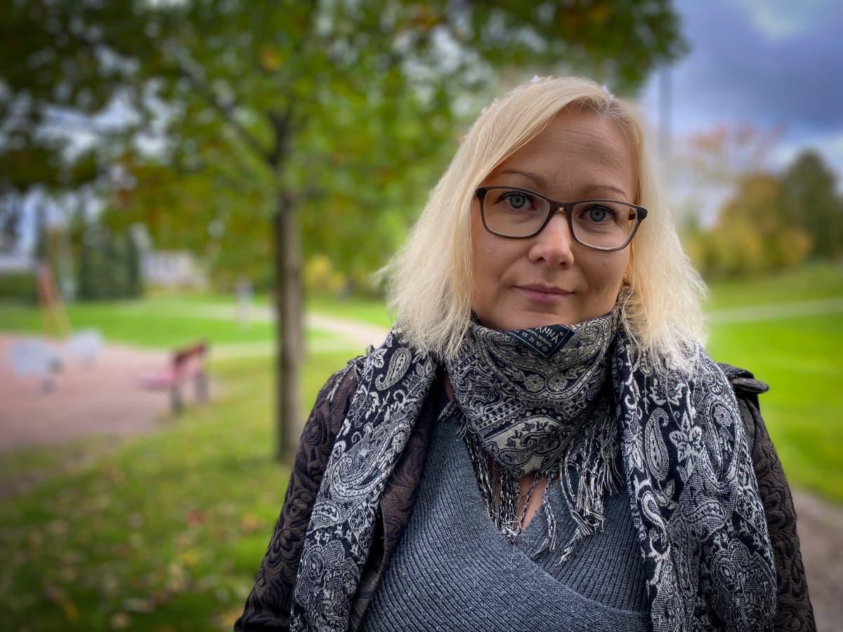 Tampereen kaupungin kehittämisjohtaja Anniina Tirronen.