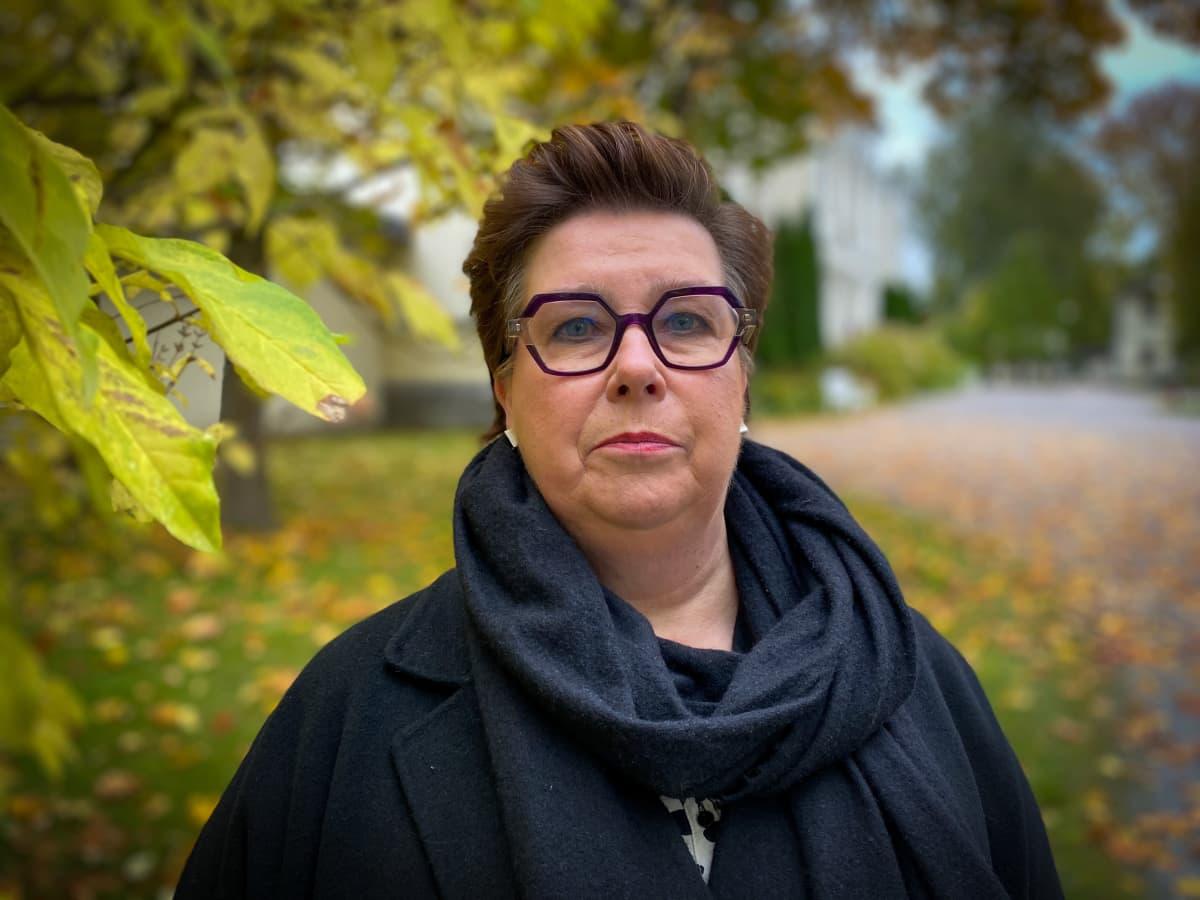 Tays Psykiatrian toimialuejohtaja ja ylilääkäri Hanna-Mari Alanen
