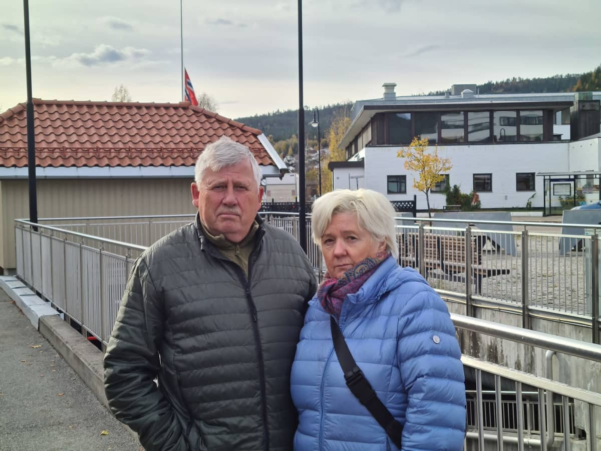 Ruth ja Åge Gruryd