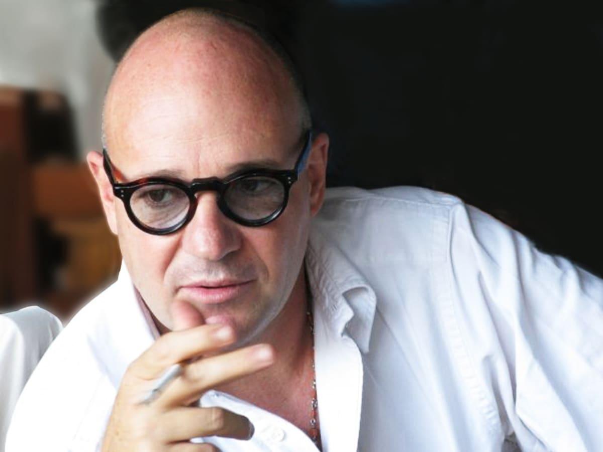 Gianfranco Rosi.