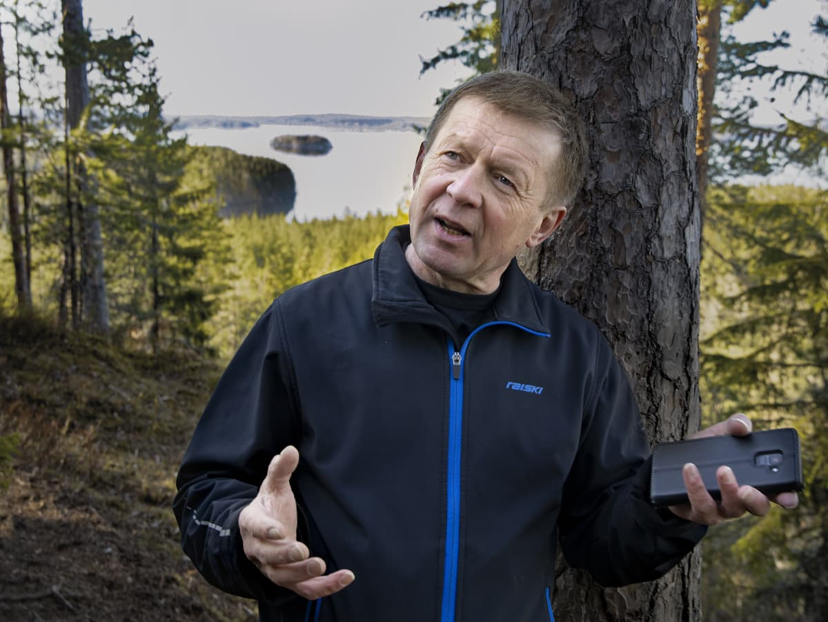 Pekka Väisänen.