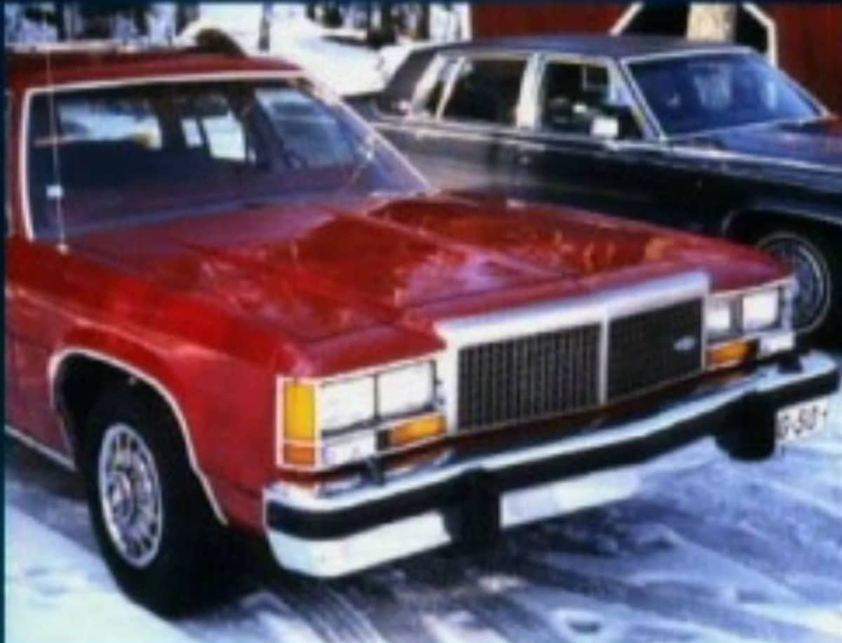Vuonna 1999 kadonneen kouvolalaisen Kimmo Ojalan Ford LTD Wagon -henkilöauto löytyi seuraavan vuoden alussa asuinalueelta Kouvolan Lehtomäestä.
