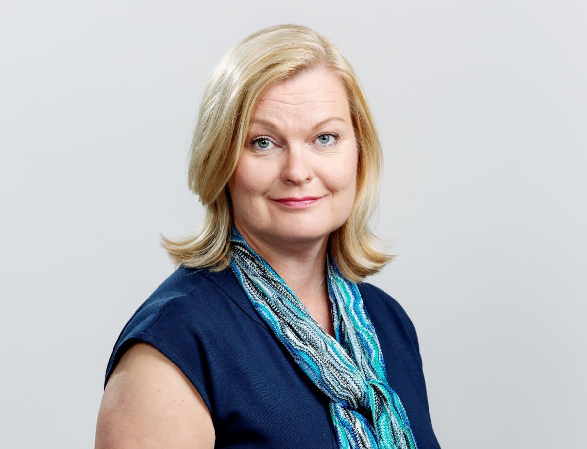 Kirsi Ahola Työterveyslaitos