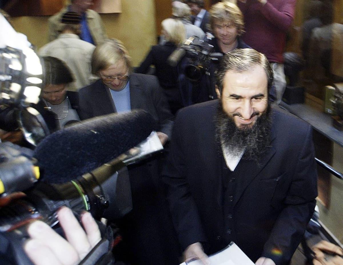 Mullah Krekar.