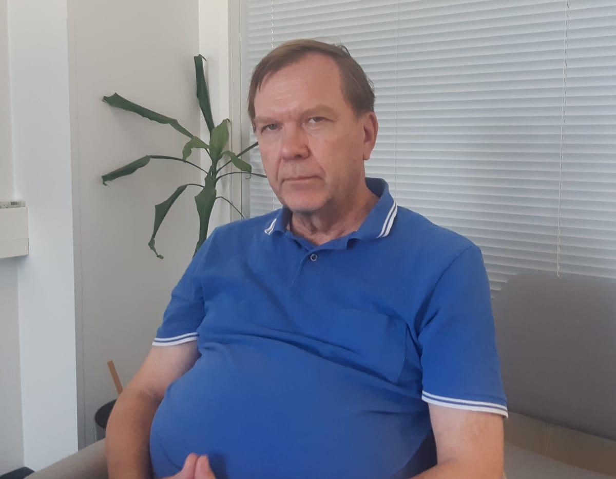 FT, dosentti Ilkka Teerijoki on kirjoittanut Karungin historia -kirjan.