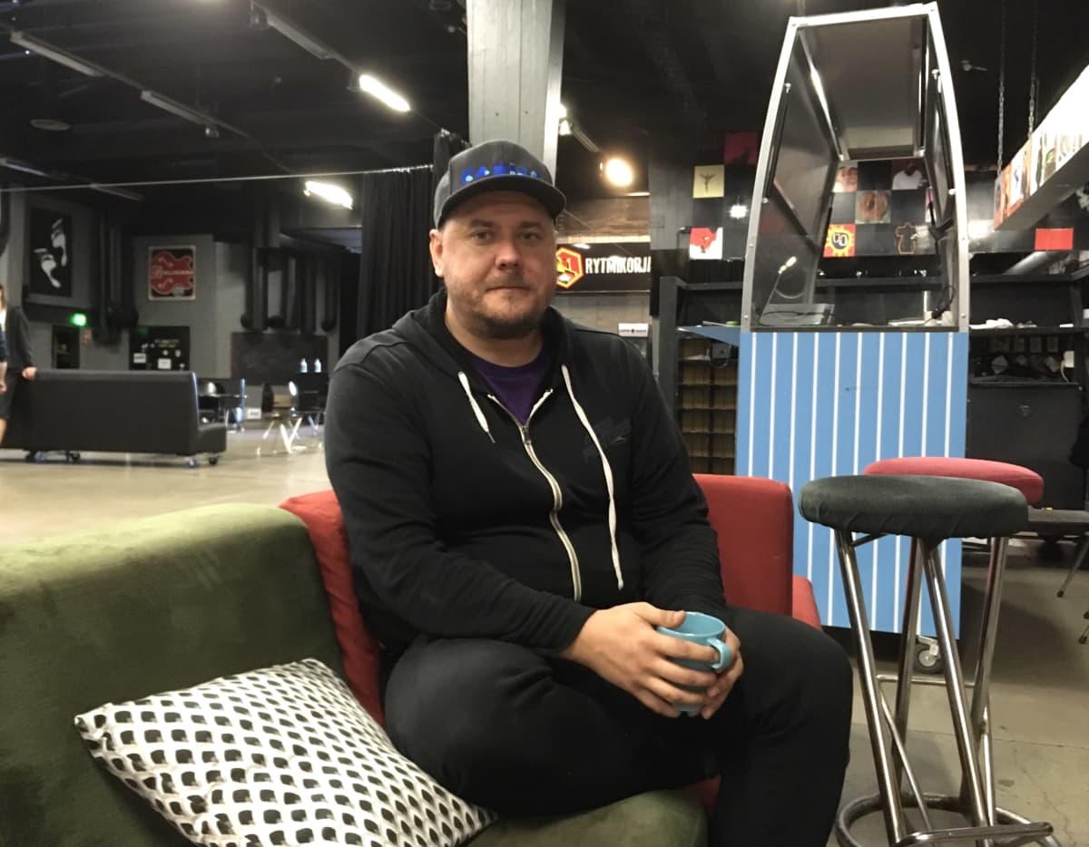 Mikko Jokipii on Kasino-elokuvan ohjaaja
