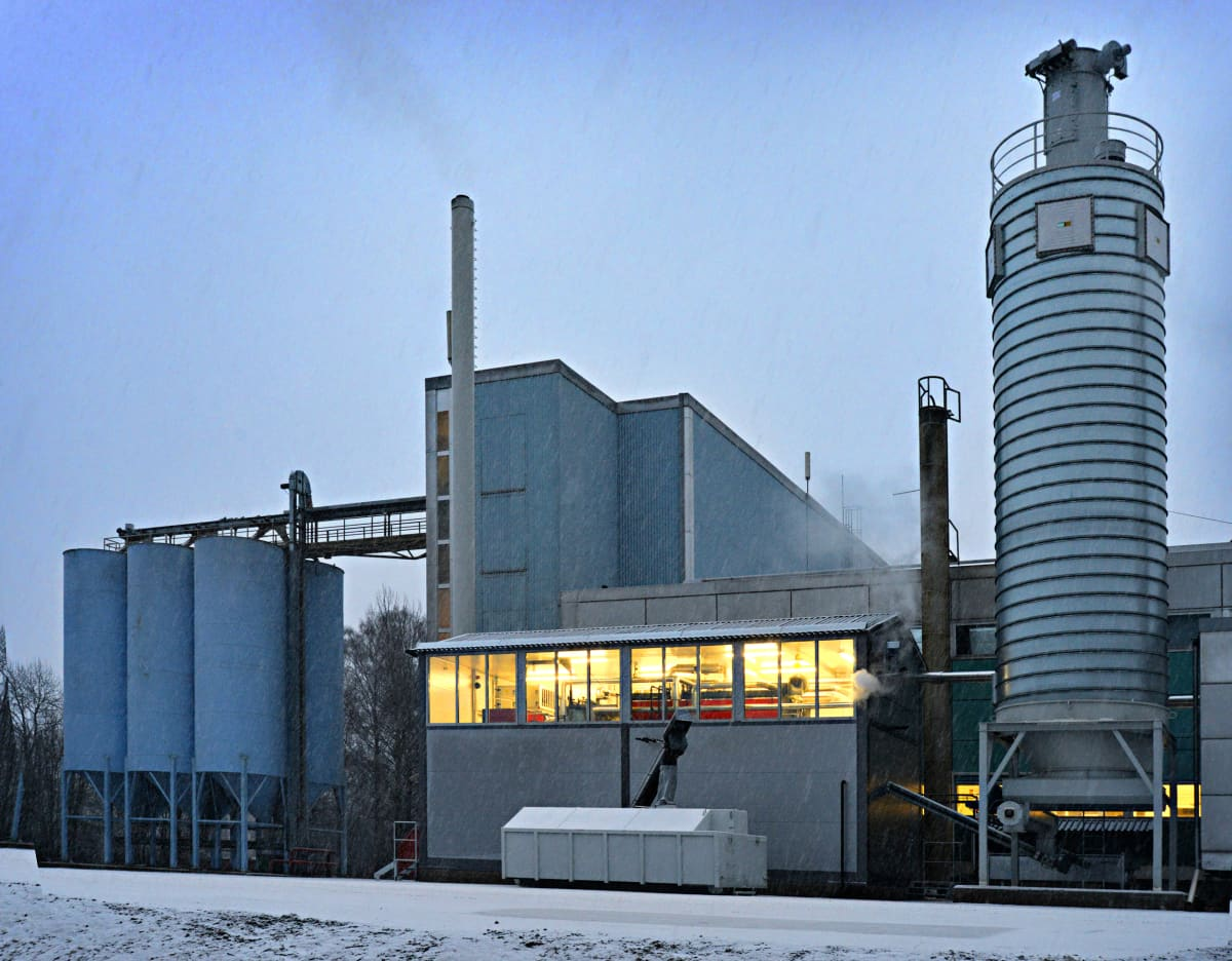Helsingin Mylly biovoimalaitos