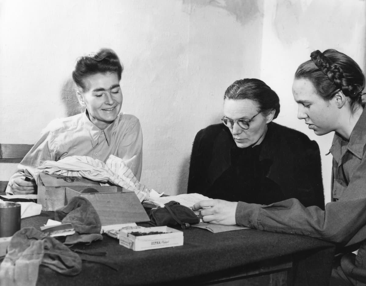 Margarete Himmler, Gudrun Burwitz